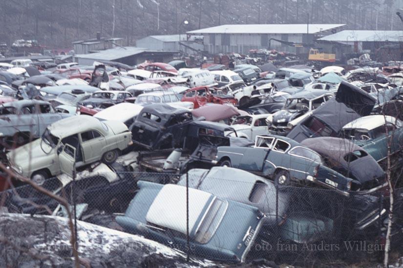 bilskrot amerikanska bilar